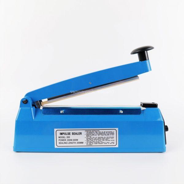 เครื่องซีลมือกด Impulse Sealer ขนาด 8 นิ้ว (20 cm.)เส้นหนา 0.2 cm.